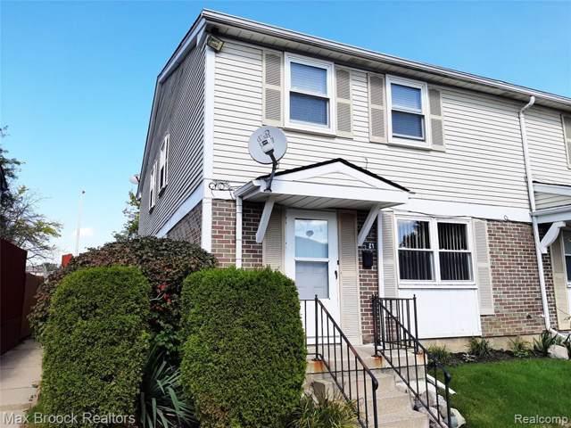 21 Beechwoode Lane, Pontiac, MI 48340 (#219103828) :: The Buckley Jolley Real Estate Team