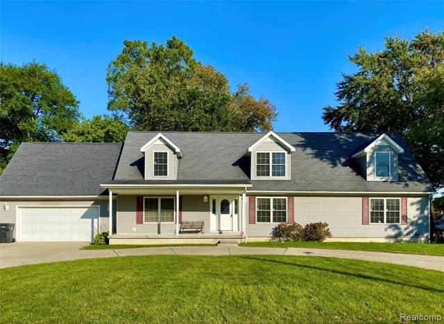 880 Palmer Drive, Pontiac, MI 48342 (#219103886) :: The Alex Nugent Team   Real Estate One