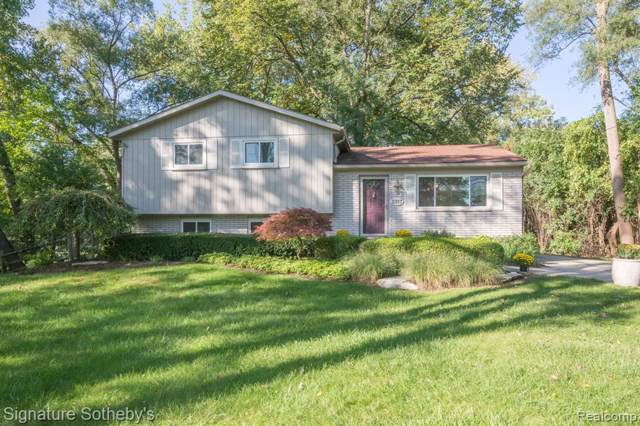 3317 Mcclure Drive, Troy, MI 48084 (#219103938) :: Alan Brown Group