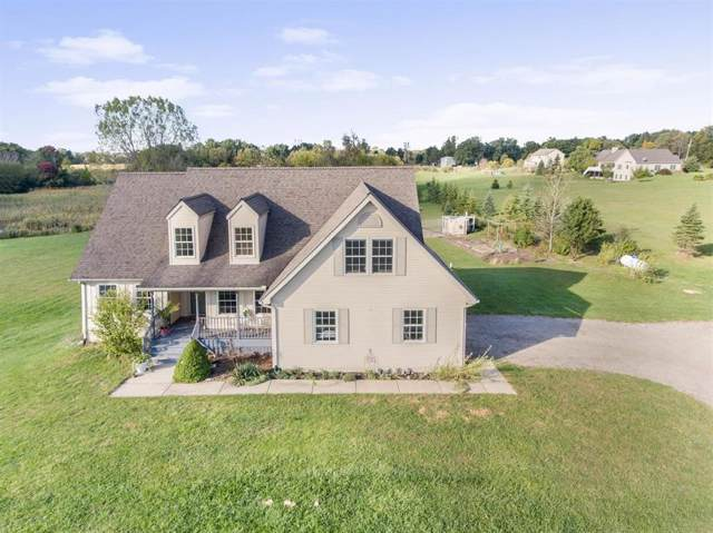 1066 N Portage, Leoni, MI 49201 (#543269327) :: GK Real Estate Team