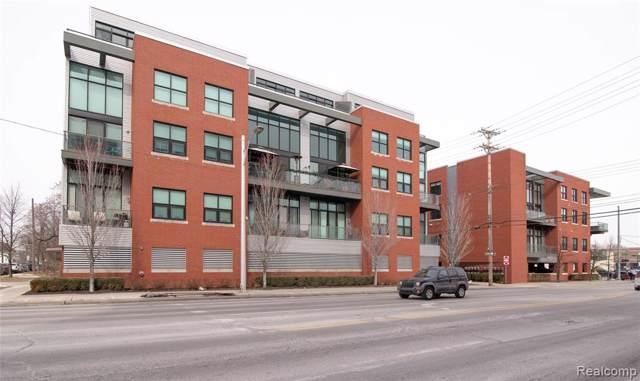 100 N Center Street #402, Royal Oak, MI 48067 (#219103996) :: The Buckley Jolley Real Estate Team