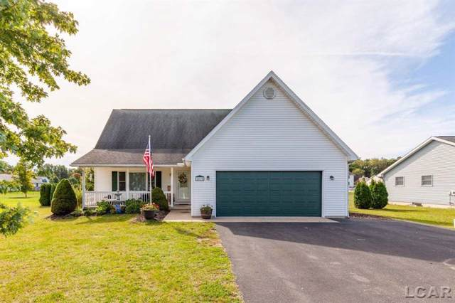 2015 Friar Tuck Circle, Raisin Twp, MI 49221 (MLS #56031397040) :: The Toth Team