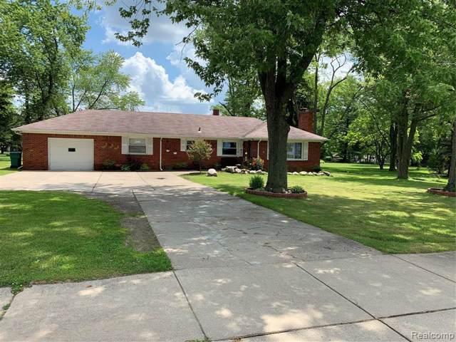 891 S Squirrel Road, Auburn Hills, MI 48326 (#219104048) :: GK Real Estate Team