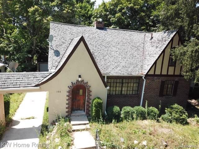 166 Cherokee Rd Road, Pontiac, MI 48341 (#219104061) :: Keller Williams West Bloomfield