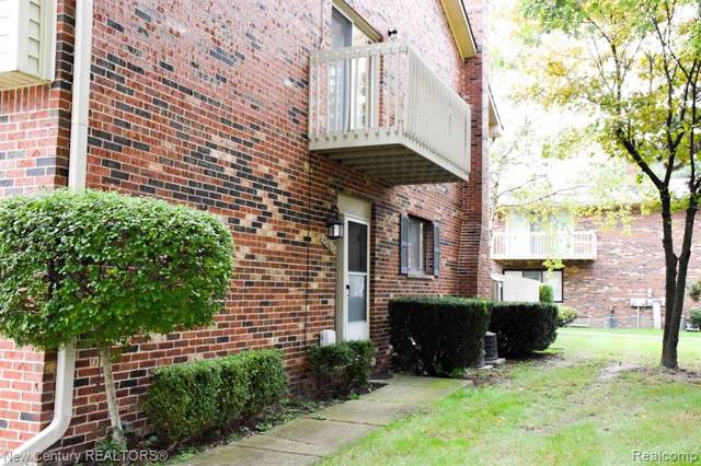 42613 Jeanette Circle, Clinton Twp, MI 48038 (#219104117) :: The Buckley Jolley Real Estate Team