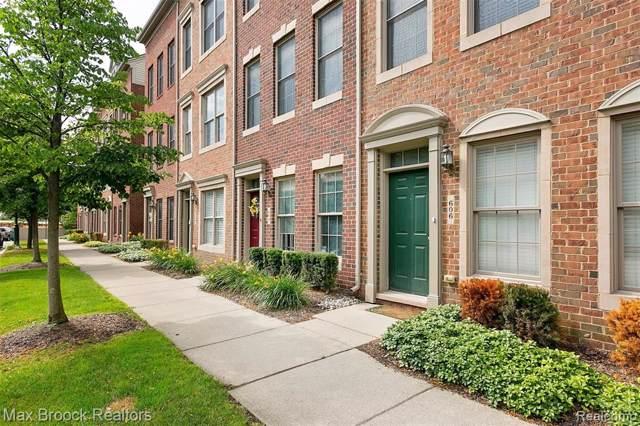 606 Lewis Street, Birmingham, MI 48009 (#219104123) :: The Buckley Jolley Real Estate Team
