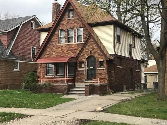 4658 Three Mile Drive, Detroit, MI 48224 (MLS #219104277) :: The Toth Team