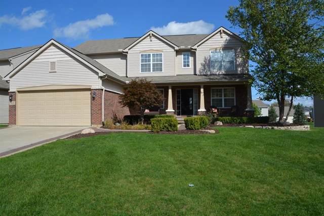 3833 Whirlaway Lane, Oceola, MI 48843 (#543269295) :: GK Real Estate Team