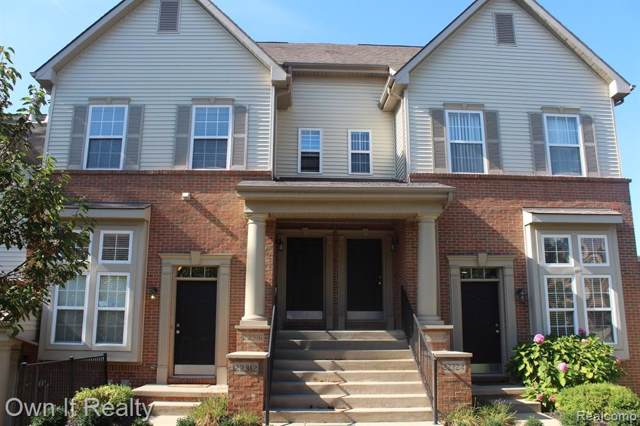 22316 Abbey Lane, Dearborn, MI 48124 (#219104365) :: The Buckley Jolley Real Estate Team