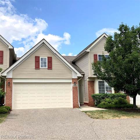 4303 Willow View Court #45, Genoa Twp, MI 48843 (#219104444) :: The Buckley Jolley Real Estate Team