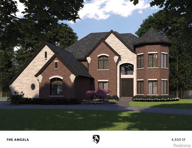 1782 Boulan Drive, Troy, MI 48084 (#219104460) :: Alan Brown Group