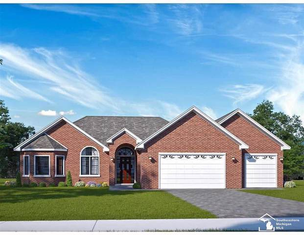 139 Callaway Dr, Frenchtown Twp, MI 48162 (#57031397167) :: The Mulvihill Group