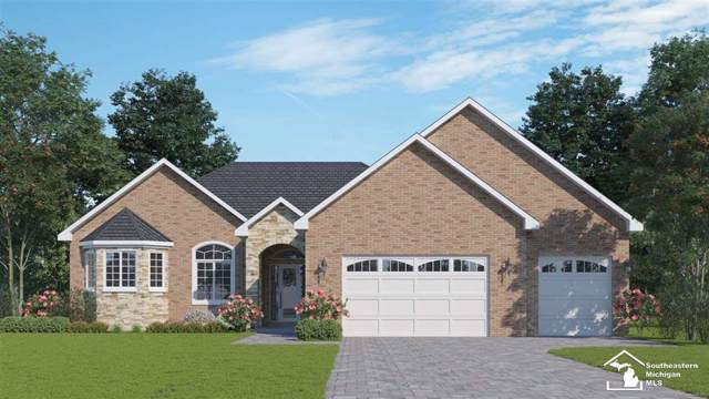 188 Callaway Dr, Frenchtown Twp, MI 48162 (#57031397168) :: The Mulvihill Group