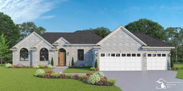 104 Callaway Dr, Frenchtown Twp, MI 48162 (#57031397169) :: The Mulvihill Group