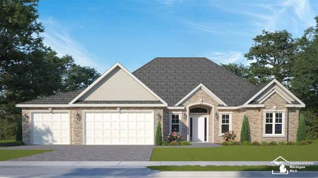 132 Callaway Dr, Frenchtown Twp, MI 48162 (#57031397165) :: The Mulvihill Group