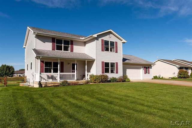 2065 Friar Tuck, Raisin Twp, MI 49221 (MLS #56031397218) :: The Toth Team