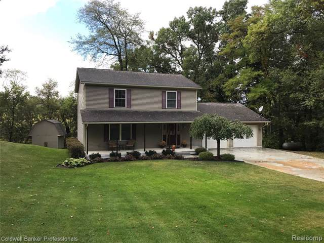 10881 Wiggins Road, Deerfield Twp, MI 48855 (MLS #219104755) :: The Toth Team