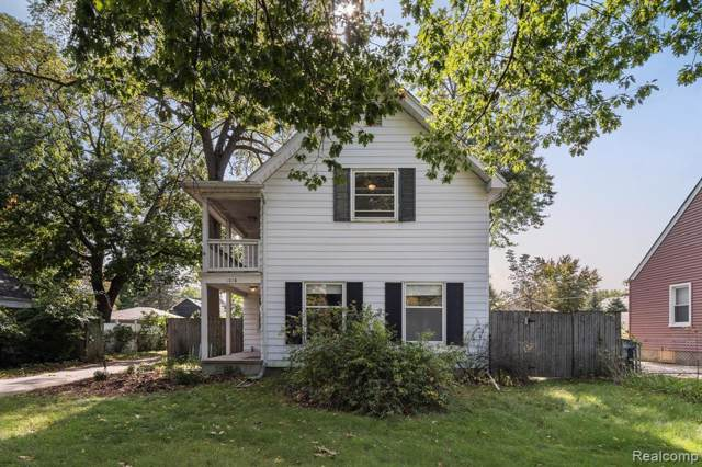 1018 E 12 Mile Road, Royal Oak, MI 48073 (#219104833) :: Alan Brown Group