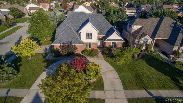 40546 Riverbend Drive, Sterling Heights, MI 48310 (#219104884) :: The Buckley Jolley Real Estate Team