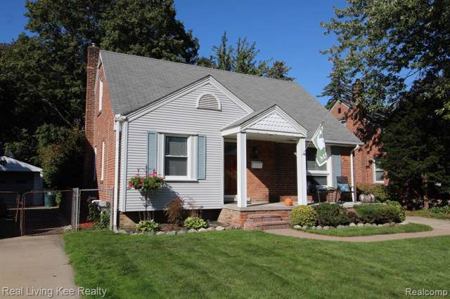 2721 N Wilson Avenue, Royal Oak, MI 48073 (#219104890) :: Alan Brown Group