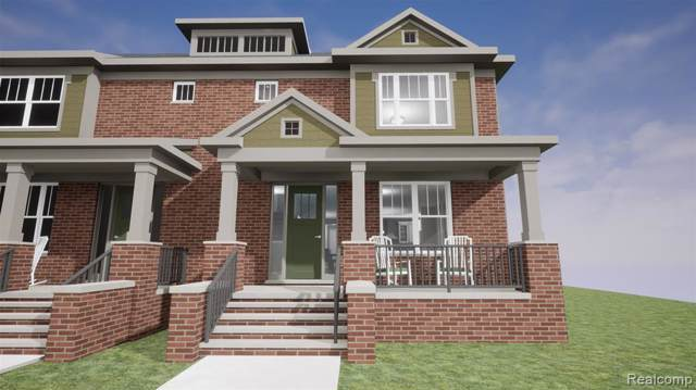 4321 Lincoln Street, Detroit, MI 48208 (#219104958) :: The Mulvihill Group