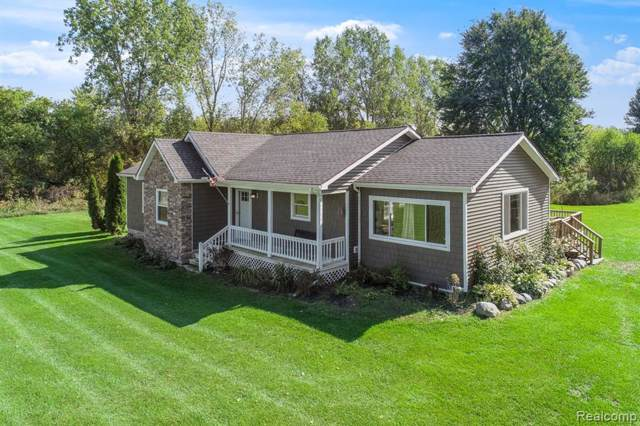 13765 Norman Road, Lynn Twp, MI 48097 (#219105043) :: The Buckley Jolley Real Estate Team