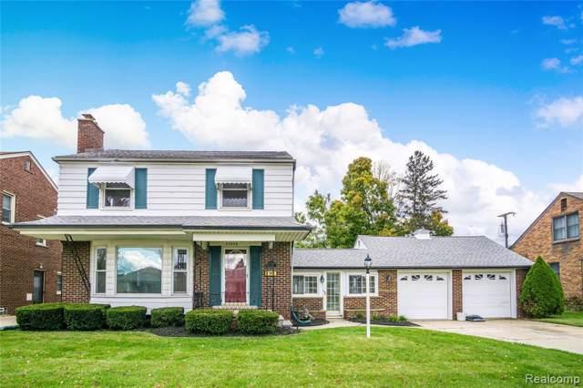 23926 Oak Street, Dearborn, MI 48128 (#219105058) :: The Mulvihill Group