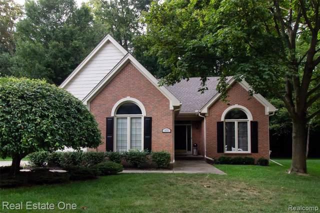 1070 Bluebird Dr #31, Rochester Hills, MI 48307 (#219105071) :: The Buckley Jolley Real Estate Team