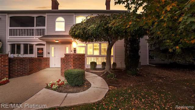 1139 Curzon Court, Howell, MI 48843 (#219105082) :: The Mulvihill Group