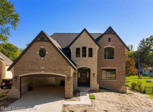 599 Curzon Road, Rochester Hills, MI 48307 (#219105119) :: Alan Brown Group