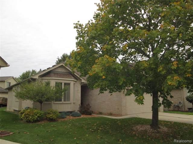 17824 Pointe Circle #94, Clinton Twp, MI 48038 (#219105137) :: The Buckley Jolley Real Estate Team