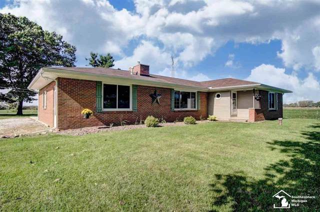 232 Ida Maybee, Raisinville Twp, MI 48161 (#57031397383) :: Alan Brown Group