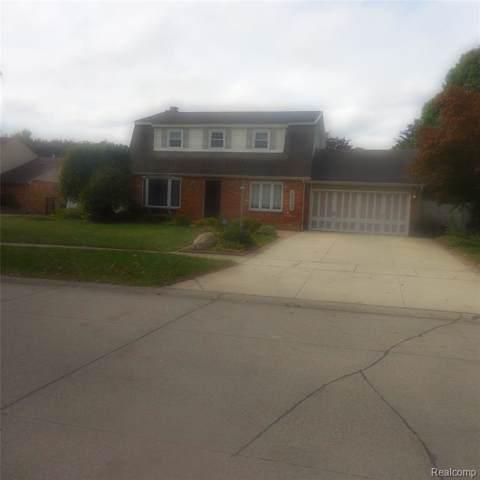 18849 Westbrook Drive Road, Livonia, MI 48154 (#219105231) :: Team Sanford