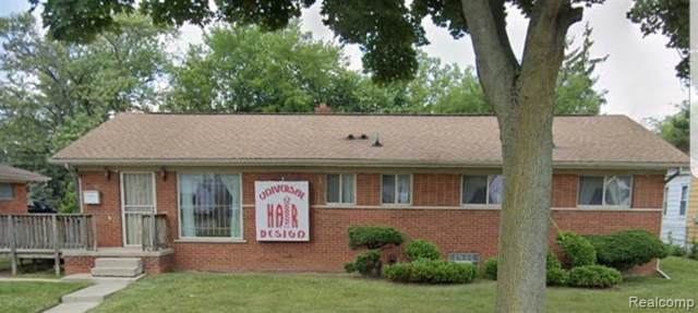 308 South Blvd, Pontiac, MI 48341 (#219105242) :: Novak & Associates