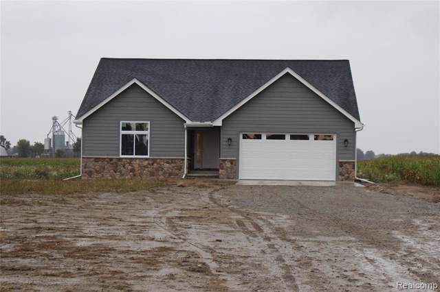 8565 Dryden Rd, Almont Twp, MI 48003 (#219105279) :: The Buckley Jolley Real Estate Team