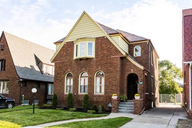 3862 Iroquois Street, Detroit, MI 48214 (#219105290) :: BestMichiganHouses.com