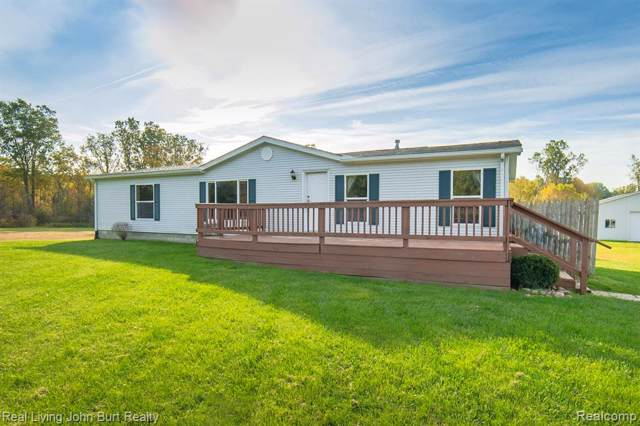 1810 Vernor Road, Mayfield Twp, MI 48446 (MLS #219105326) :: The John Wentworth Group