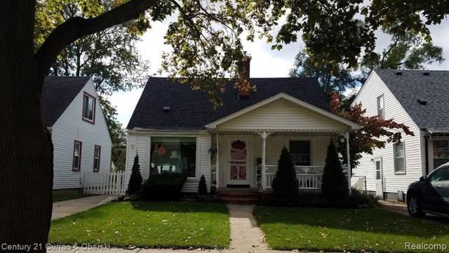 24841 Boston Street, Dearborn, MI 48124 (#219105329) :: The Buckley Jolley Real Estate Team