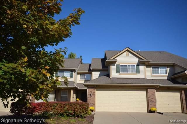 235 N Vista #91, Auburn Hills, MI 48326 (#219105346) :: The Alex Nugent Team   Real Estate One