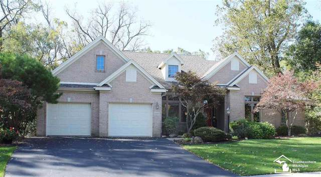 7185 Overlook Circle, Lambertville, MI 48144 (#57031397442) :: Alan Brown Group