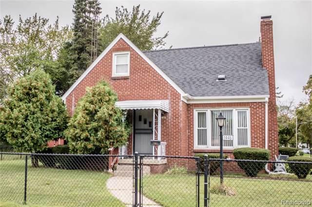 1445 Forest Hill Avenue, Flint, MI 48504 (MLS #219105403) :: The Toth Team