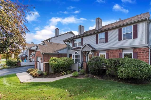 49952 Plymouth Way #127, Plymouth Twp, MI 48170 (#219105428) :: Duneske Real Estate Advisors