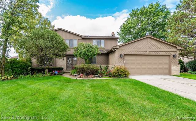 30241 Southampton Lane, Farmington Hills, MI 48331 (#219105431) :: Alan Brown Group