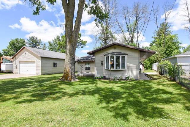 552 W Jessie, Edenville Twp, MI 48657 (#61031397477) :: Alan Brown Group
