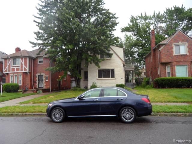 18100 Ohio Street, Detroit, MI 48221 (#219105480) :: RE/MAX Nexus