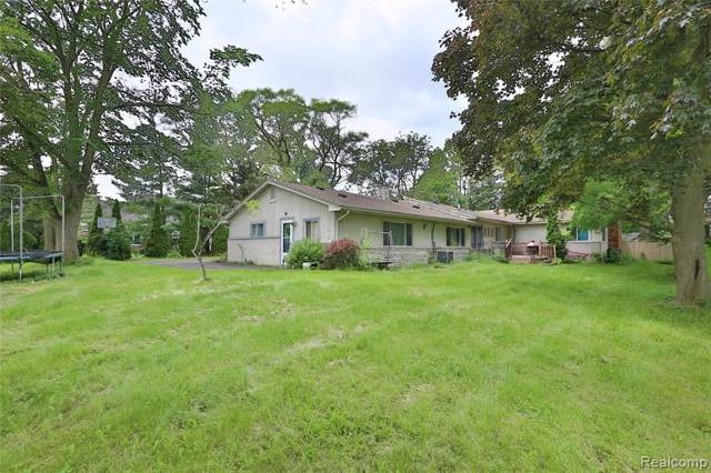 1089 W Auburn Road, Rochester Hills, MI 48309 (#219105529) :: The Buckley Jolley Real Estate Team