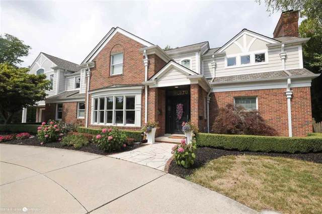 570 Renaud, Grosse Pointe Woods, MI 48236 (#58031397509) :: The Mulvihill Group