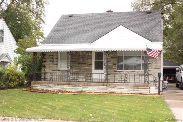 26802 Pattow Street, Roseville, MI 48066 (#219105564) :: The Buckley Jolley Real Estate Team