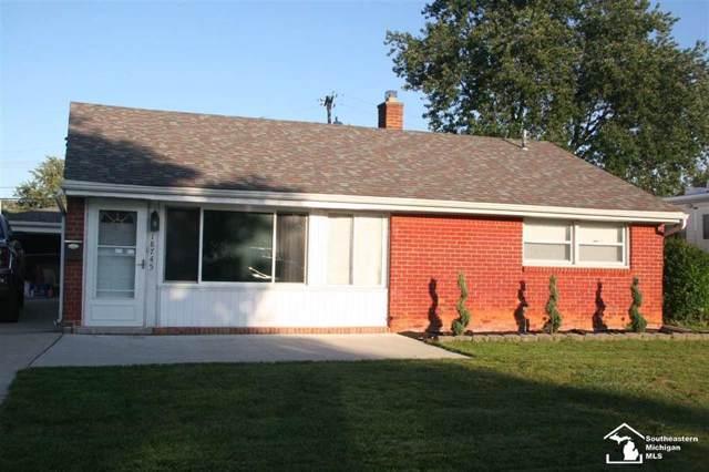 18745 Hamann St., Riverview, MI 48193 (#57031397525) :: GK Real Estate Team