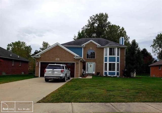 1991 Woodland Estates, ST. CLAIR, MI 48079 (#58031397536) :: Team Sanford